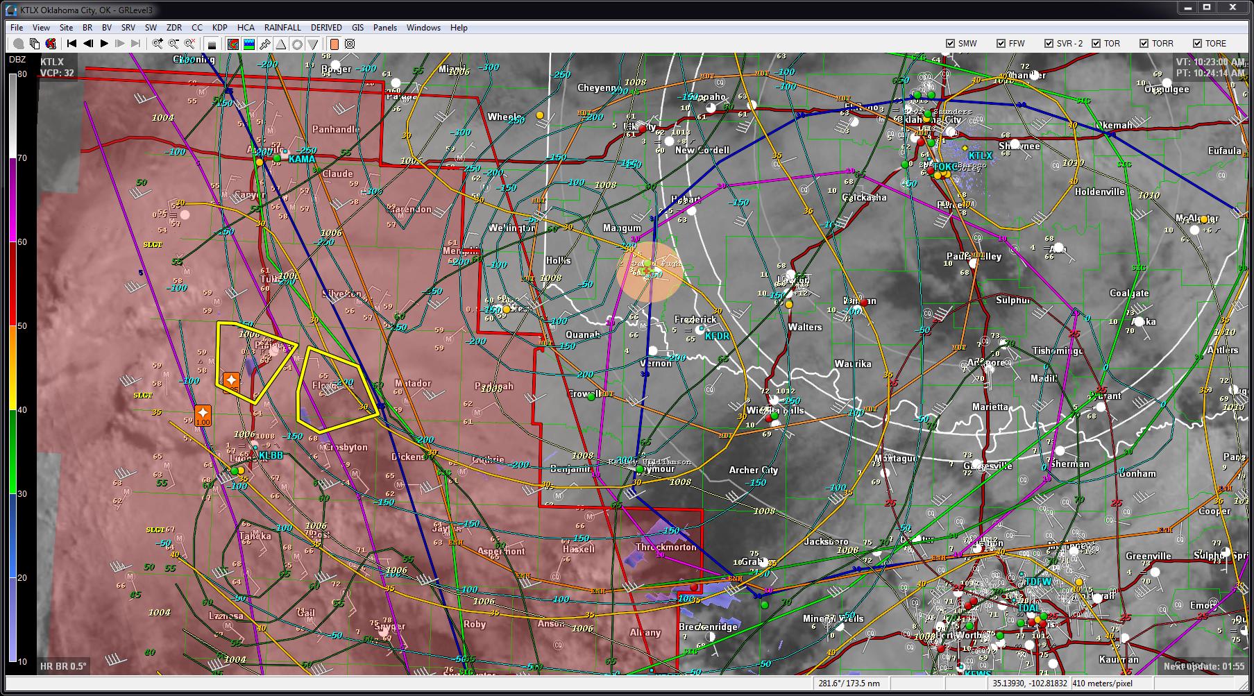 Virtual Storm Chase – UnderTheThunder Storm Chasing